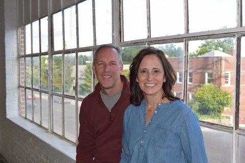 Bill Van Dyck and Joan Van Dyck - Founders of EdgeWorks Studio